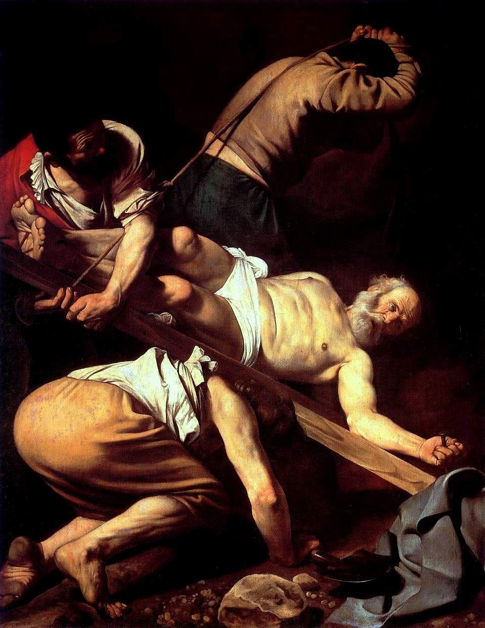 caravaggio-crucifixion-of-st-peter