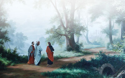 The-road-to-Emmaus